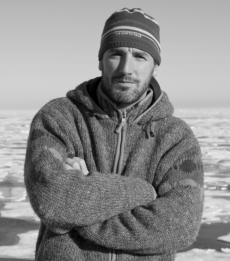 KEITH LEVESQUE. Marine Research Manager.